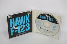 HAWK F-123 Ref/ccc PC Engine SCD pe