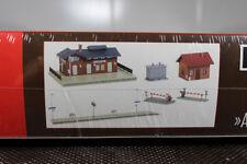 """Faller 190277 Bahnhof-Set """"Amsefingen"""", Neuware."""
