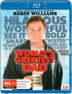 World's Greatest Dad (Blu-ray) NEW/SEALED