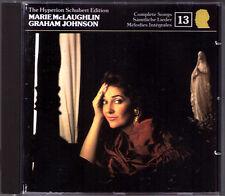 Marie McLAUGHLIN SCHUBERT Vol.13 Szene aus Faust Ellens Gesang CD Thomas HAMPSON
