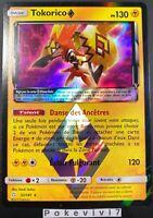 Carte Pokemon TOKORICO 51/181 Holo PRISME Soleil et Lune 9 SL9 FR NEUF
