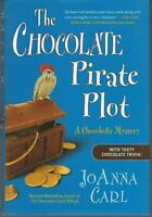 Chocoholic Cozy Mysteries by Joanna Carl Snowman 8 Pirate 10 Moose 12 Lot Three