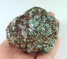 542.3Ct Natural High-hardness Spiderweb Turquoise Rough Specimen YKM3901