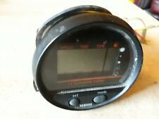 YAMAHA OUTBOARD LCD  MARINE METER  SPEED TRIP TIME