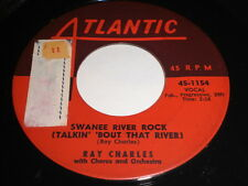 Ray Charles: Swanee River Rock (Talkin' 'Bout That River) / I Want A Little 45