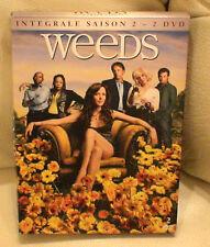LOT Coffret 2 DVD - WEEDS - Série Américain - Saison 2 - Intégrale -