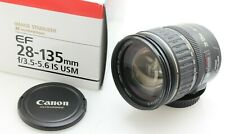 Canon EF 28-135mm F3.5-5.6 IS USM for Canon DSLR Cameras. Ideal for Full Frame