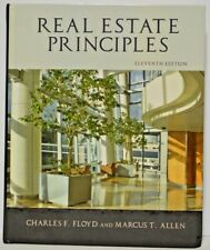 Real Estate Principles by Charles F. Floyd and 11th edition (2014, Hardcover)