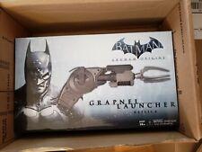 NECA DC Batman Arkham Origins Grapnel Gun Launcher Prop Replica New Sealed