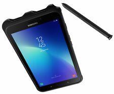Samsung Galaxy Tab Active 2 16GB, Wi-Fi + 4G (Unlocked), 8in - Black