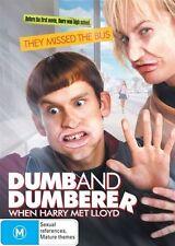 Dumb And Dumberer - When Harry Met Lloyd (DVD, 2009) Region 4 DVD Used Like NEW