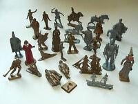 Lot de 27 figurines Café Mokarex Legal Savourex Martin Caiffa Familistere Michel