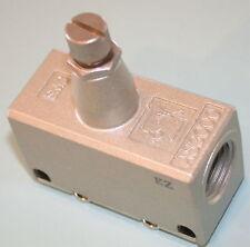 FLOW CONTROL VALVE 5//16 QUICK CONNECT #230404 SMC AS2051F-08-3