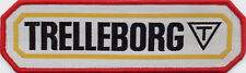 Trelleborg 80's Football Badge Patch 14.5 x 4.2cm