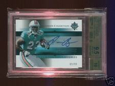 BGS 9.5 RONNIE BROWN 05 ULTIMATE RC AUTOGRAPH 09/99 HOT
