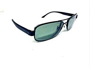 Men's Ray Ban RB 3273 006 57-17 3N Matte Black Prescription Sunglasses MF