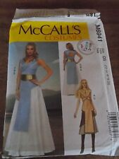 """PATRON  """"McCALL'S COSTUMES PRINCESSE TABARDS  T 40 A 48 N°6941"""