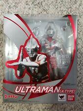 S.H. Figuarts SH Ultraman A Type Bandai Poseable Figure Hayata First Original