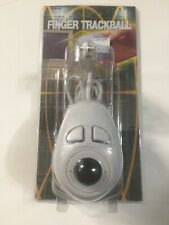 Finger Trackball HandHeld USB Portable Mouse PC Laptop Computer Mice FMD-G50 NEW