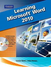 Learning Microsoft Office Word 2010, Student Edition-ExLibrary