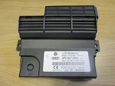 Bordnetz Steuergerät ILM Beifahrer Audi A6 4F Bordnetzsteuergerät 4F0907280A