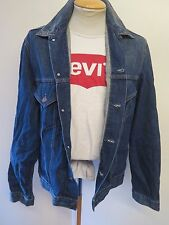 "VINTAGE Retro Grunge Levi's Red Tab Denim Jacket Sze 2XL 42"" UK 16/18 Euro 44/46"