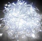 10/100/200 LED Fairy Light String Lamp Home Garden Wedding Party Xmas Tree Decor