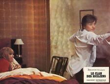 ALAIN DELON LE CLAN DES SICILIENS 1969 VINTAGE LOBBY CARD ORIGINAL #7