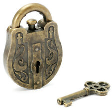 Vintage Lock Key Puzzle Toy IQ Intellectual Educational for Children Adult Gifts