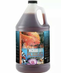 MICROBE-LIFT PL Bacteria for Water Gardens GALLON POND CLARIFIER 10PLG4