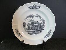 Wedgwood Plate The White House Federal City Washington Dc 10 1/4""