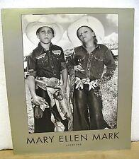 Mary Ellen Mark American Odyssey 1963-1999 Poem by Maya Angelou 1999 Aperture