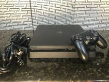 Sony PlayStation 4 Slim 500GB Console CUH-2015B Excellent Condition