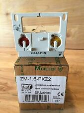 Moeller ZM-1, 6-PKZ2 Motor Protection Trip Block