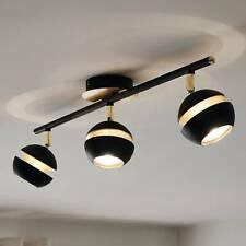 Eglo LED Deckenleuchte 'Nocito' Deckenlampe Metall Modern Wohnzimmerleuchte GU10