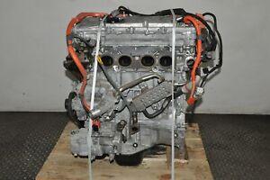 LEXUS NX 300h Z1 2018 RHD Petrol 2.5 Engine Motor 2AR 114kW 11791128