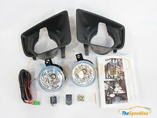 12 13 14 15 ISUZU D-MAX KB STYLE OEM FOG LIGHTS Kit LAMPS w/ cable switch DMAX