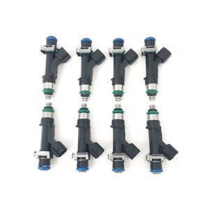GM Fuel Injectors Cadillac 4.6L Set of 8 OEM 06-11 DTS STS SRX XLR 12577869