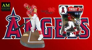 IMPORTS DRAGON MLB - L.A. ANGELS - MIKE TROUT - FIGUR NEU/OVP