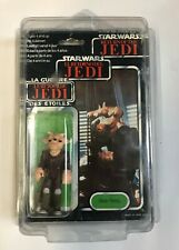 Kenner 1983 Star Wars Return of The Jedi Tri-Logo - Ree-Yees Action Figure