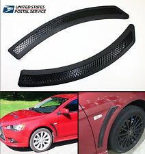 Fender Side Vent Cover Evo 10 Style For Lancer EX GT GTS 2008 - 2015