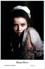 Beautiful Actress Diana Dors E165/3 Swiftsure 2000 Postcard GREAT QUALITY