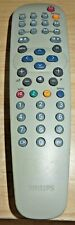 Philips RC19042013/01 Remote Control Fully Working For TV DVD Player 21PT6820