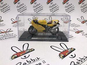 "Die Cast "" DUCATI 900 SUPERLIGHT 1994 "" Passione Ducati 1/24"