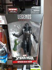 Marvel Legends Spiderman Noir NEW Lizard BAF Unopened Rare