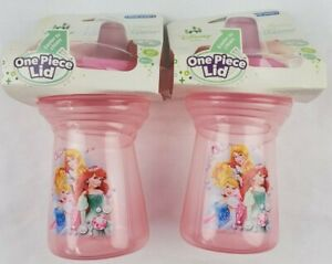The First Years Disney Princess Soft Spout Sippy Cup 9 Oz Baby 2 pcs