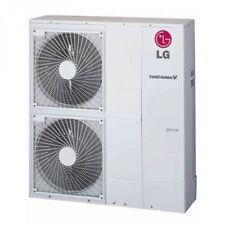 LG Therma V Luft/Wasser Monoblock Wärmepumpe Inverter 12 kW A++ Bafa Förderung