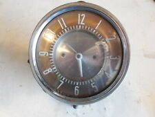 KAISER FRASER 1947 ? JAEGER ELECTRIC DASH CLOCK