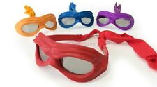 TEENAGE NINJA TURTLE RealD 3D GLASSES TMNT SET of 4 Movie exclusive