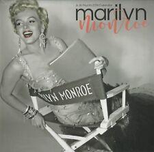 Marilyn Monroe 2019 16 Month Wall Calendar New In Shrinkwrap